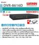 DVR-8616D